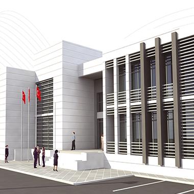 Pasaport Dairesi Başkanlığı Hizmet Binası